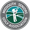 Midsouth Seniors Golf Association Logo